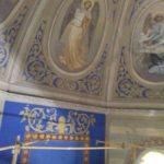 Restauration décors église